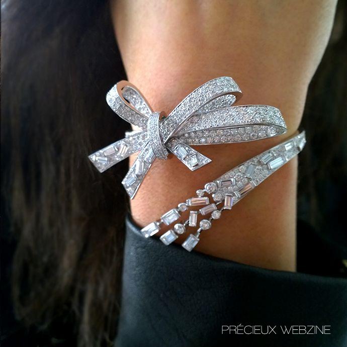A journey to Chanel icons with Les Intemporels de Chanel : Bracelet Ruban #LesIn...