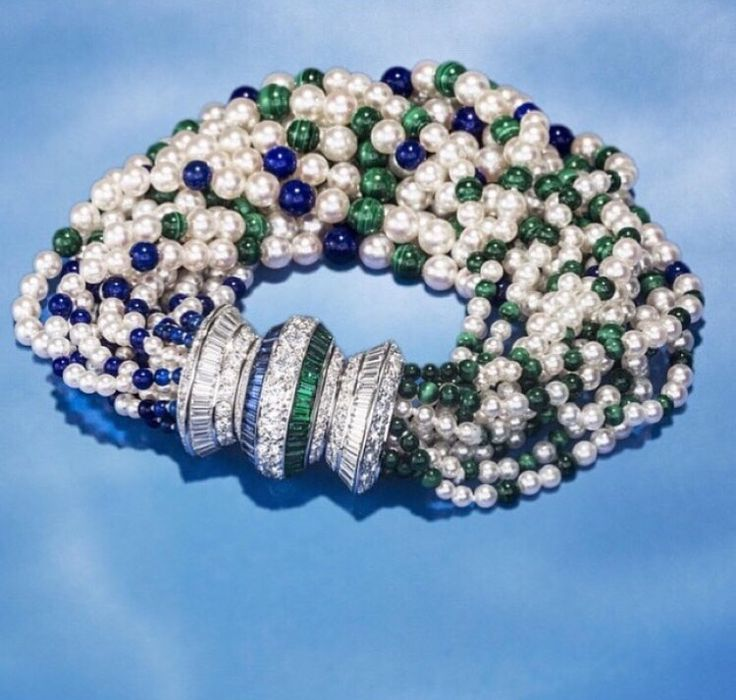 The Qazvin Bracelet from Van Cleef & Arpels
