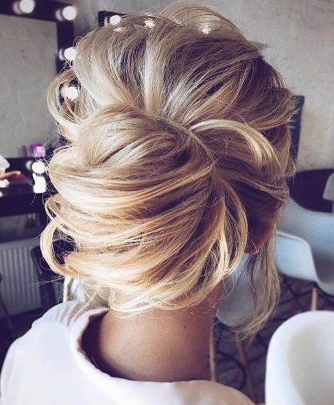 Featured Hairstyle: Ulyana Aster;www.ulyanaaster.com; wedding hairstyle idea.