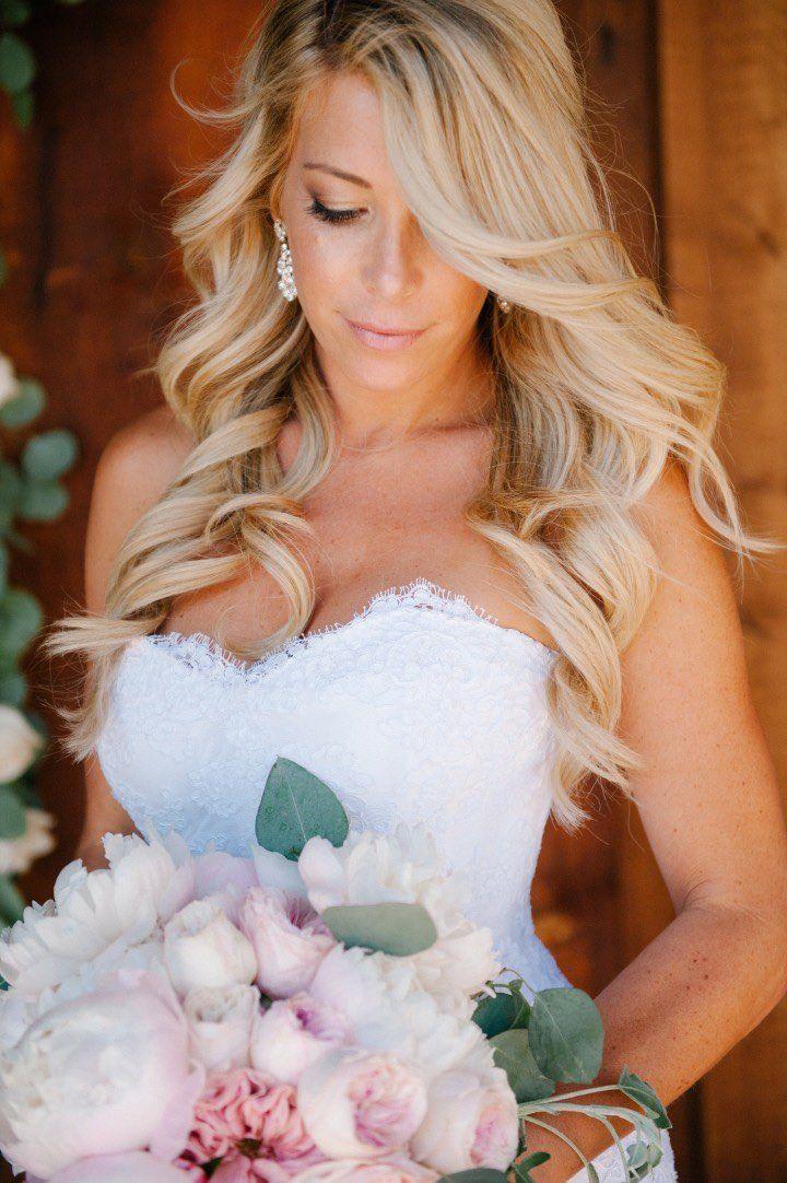 Featured Photographer: Brooke Schultz; Wedding hairstyle idea.