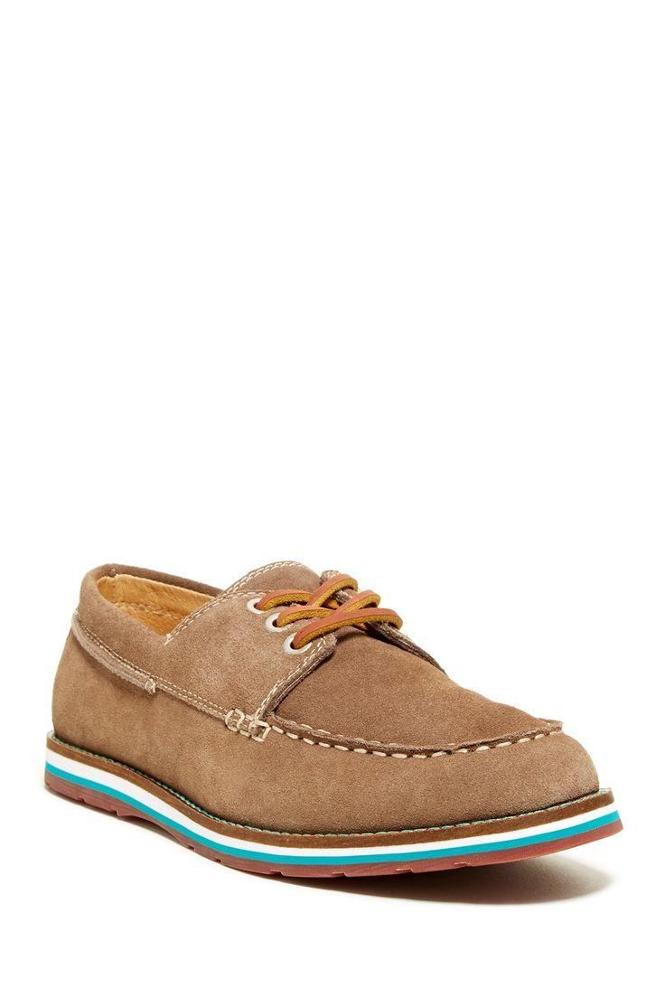 Ebon Boat Shoe on HauteLook