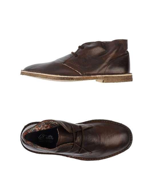 Le Crown | Laced shoes #lecrown #shoes