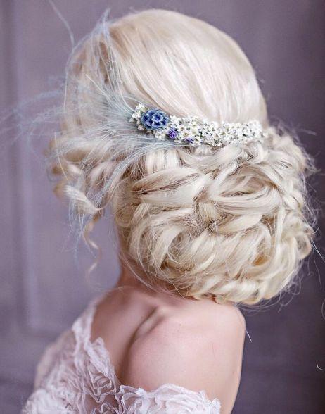 Wedding Hairstyle Inspiration - Websalon Wedding - MODwedding