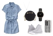 """a69e080a259 Summer Outfits   """"Summer outfit"""" by chloe-denise-cheng-barraza on Polyvore  featuring Gap"""