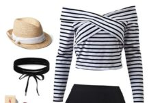 """d5167d46924 Summer Outfits   """"summer outfit"""" by elizabeth-stushnoff on Polyvore  featuring Boohoo and Gap"""