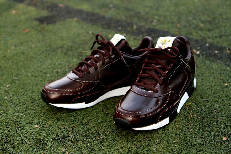 Adidas X David Beckham ZX 800 - Brown | Sneaker | Kith NYC