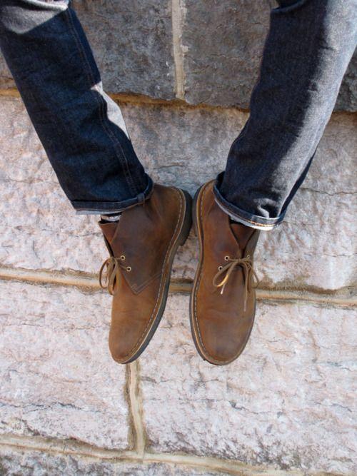 Clarks Desert Boots