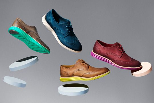 Cole Haan LunarGrand Leather Version