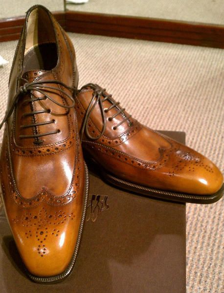 Selecting the Right Wingtip Design for Your Foot