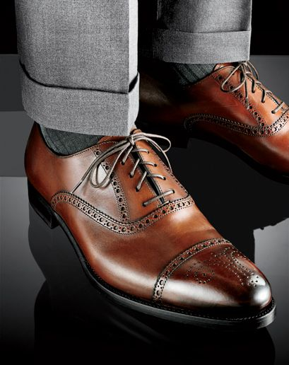 The GQ Guide to Men's Shoes: Style: GQ
