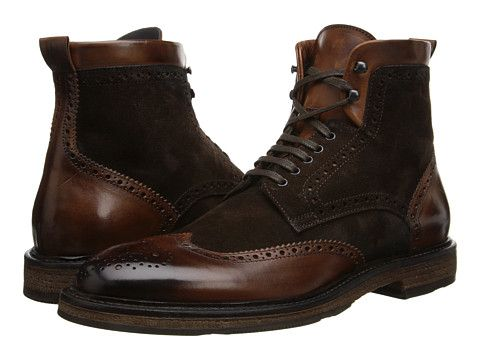 To Boot New York Colgate. Brogue boots really are hitting hard. And these are my...