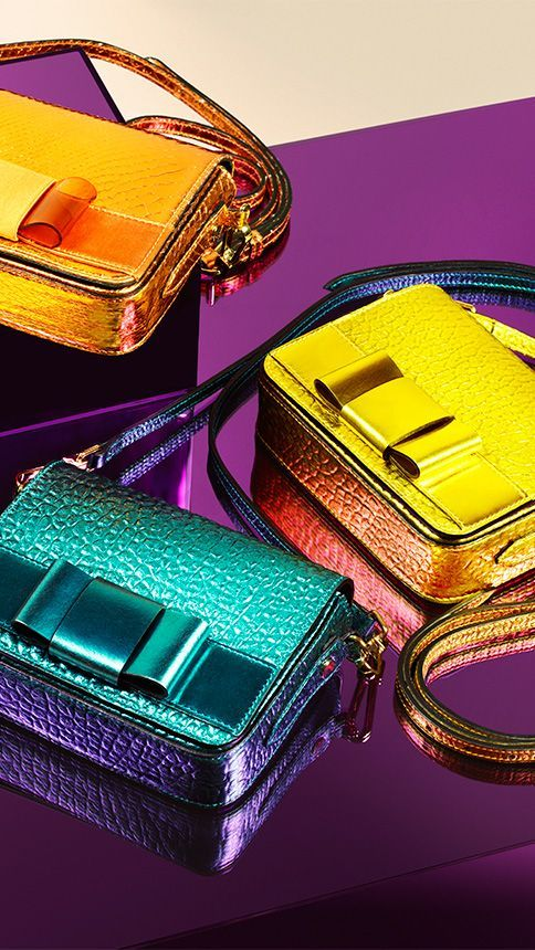 Burberry  , Luxury Bags Collection & More Details