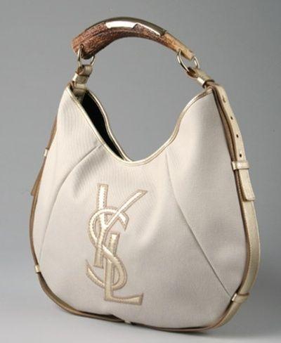 Yves Saint Laurent Hobo Bag