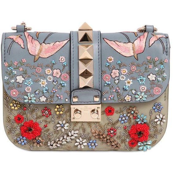 Valentino Rockstud Luxury Handbags Collection & More Details
