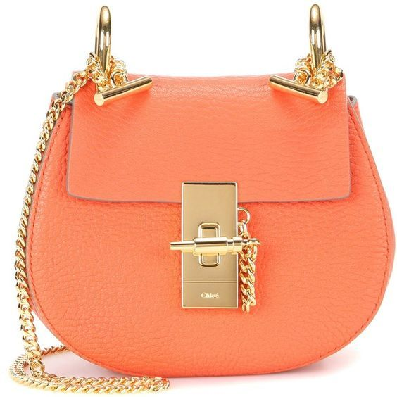 Chloe Drew Handbags Collection & More Luxury Details