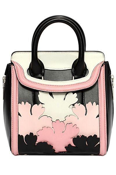 Alexander McQueen Handbags Collection & more luxury details