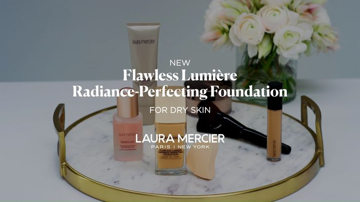 Discover Laura Mercier's NEW innovation, Flawless Lumiere Radiance Perfectin...