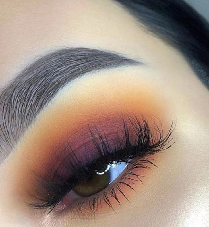 I like this! #browneyemakeup