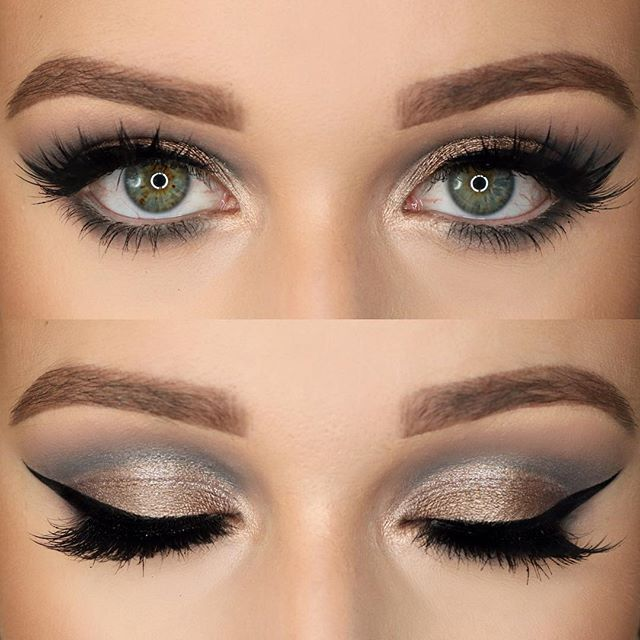 Soft Cut Crease with my fave Lashes ------------------------------------- Kylie ...