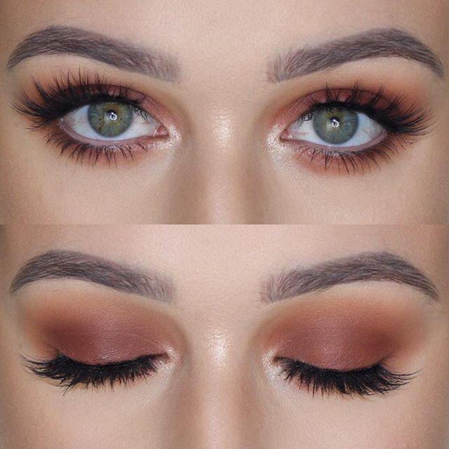 WEBSTA @makeup_char_ 🔥✨ SMOKEY ✨🔥 — — Anastasia Beverlyhills Brow ...
