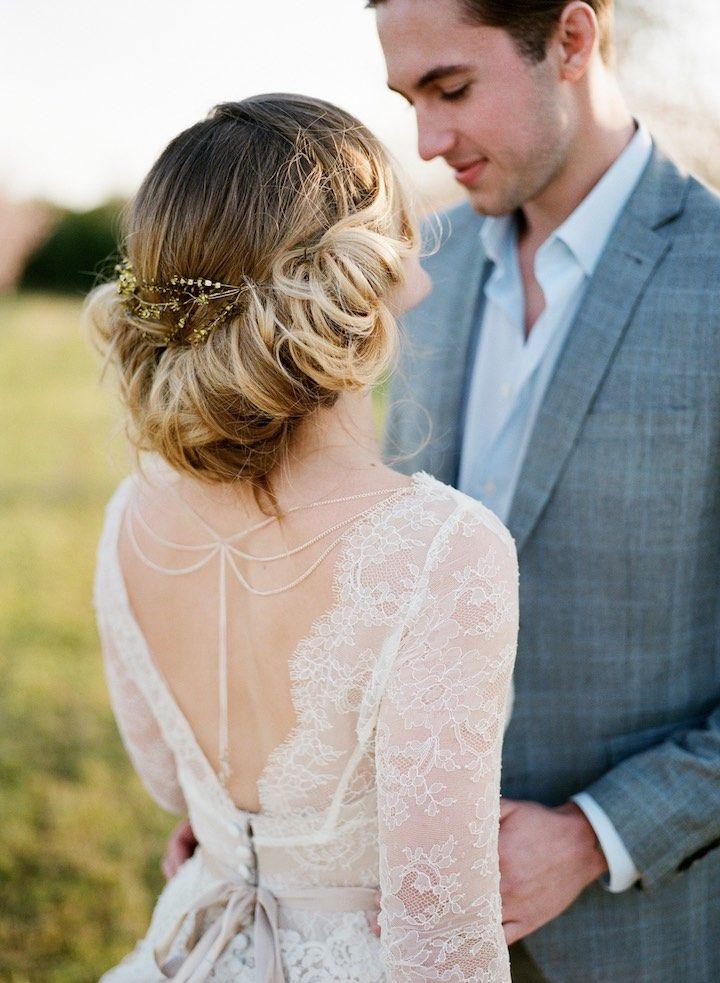 Peach Orchard Texas Wedding Inspiration