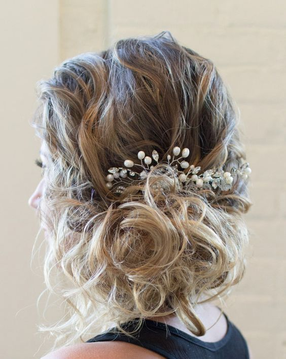 Breathtaking Wedding Hairstyles from Hair and Makeup by Steph - MODwedding