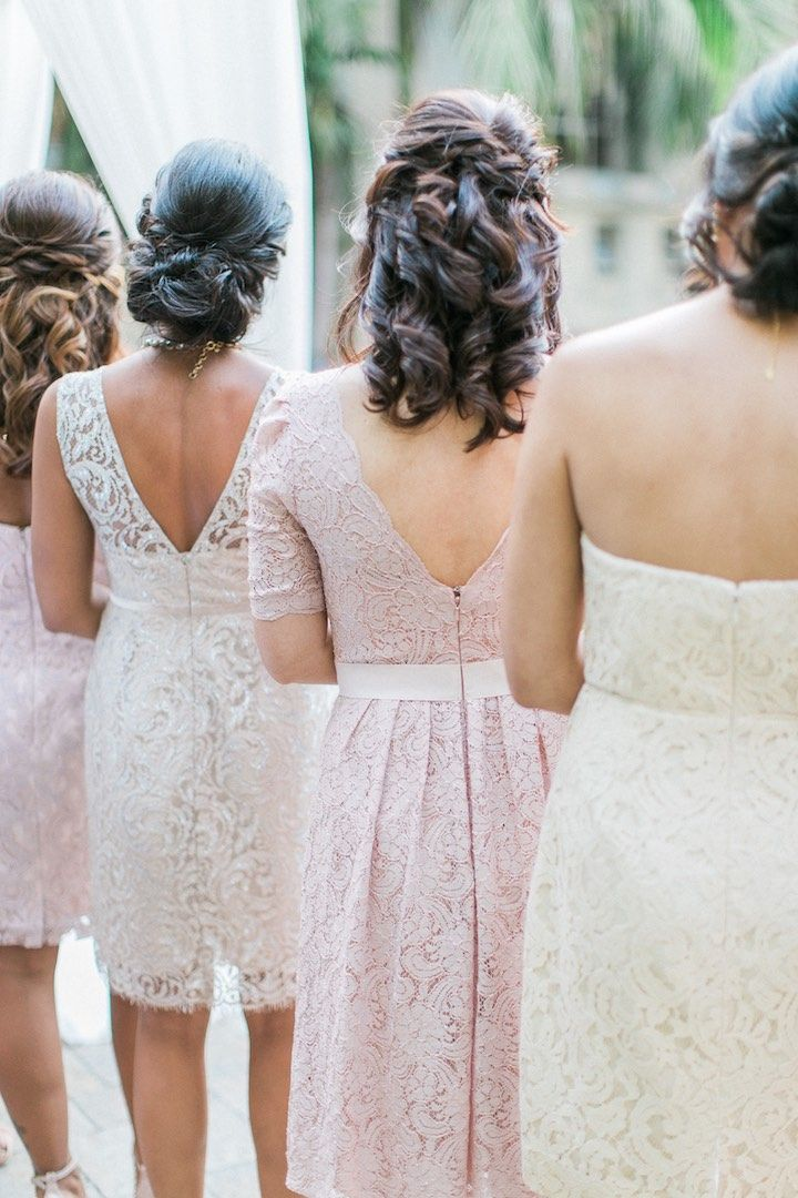 Featured photo: Jeremy Chou Photography; wedding hairstyle idea