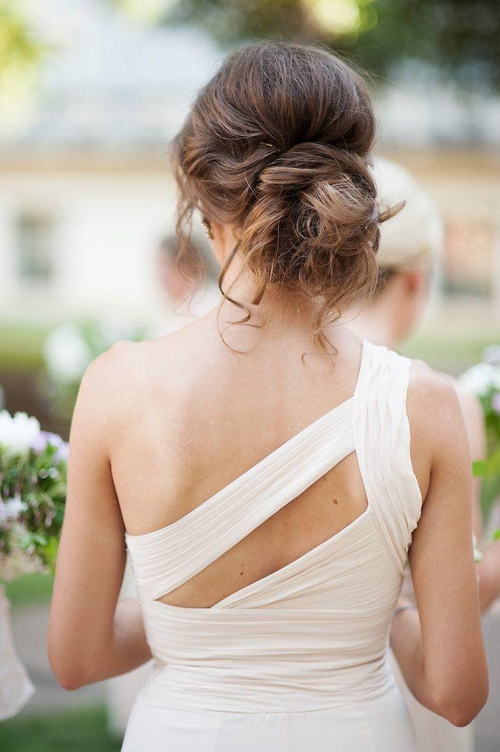 Photo: Sarah Kate Photography; wedding hairstyle idea