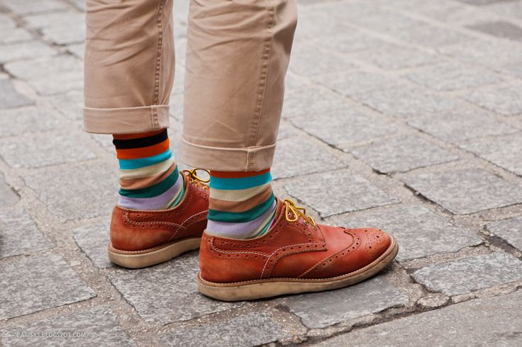 I like the socks
