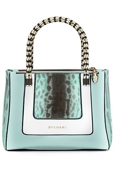 Bvlgari Handbags Collection & More Luxury Details