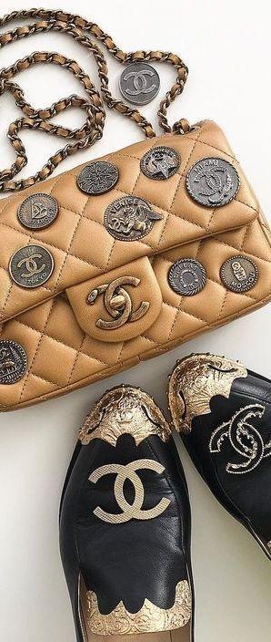 Chanel Handbags Collection Y More Luxury Details