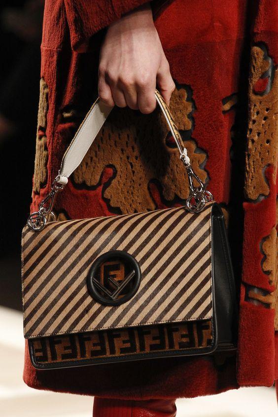 Fendi Fall 2017 Handbags Collection & more details