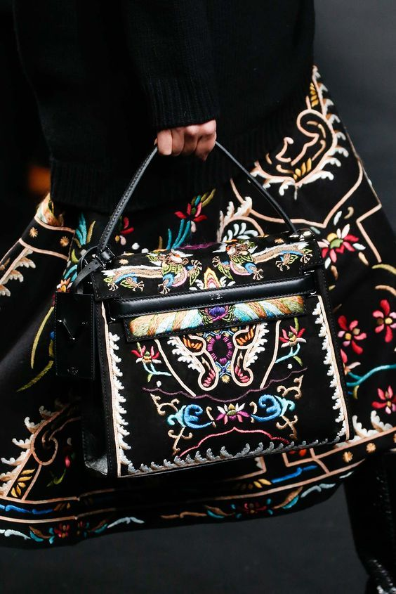 Valentino Fashion show details & more