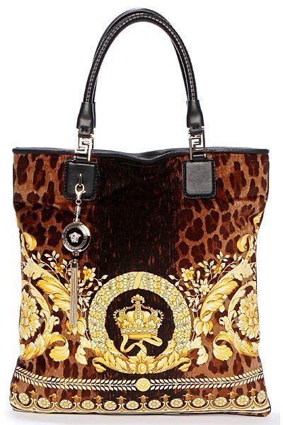 Versace Luxury Handbags Collection & More Details