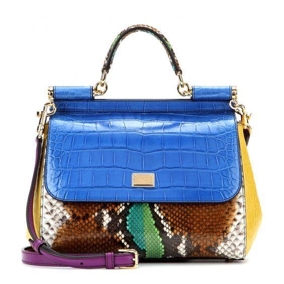 Dolce & Gabbana Handbags Collection & more details