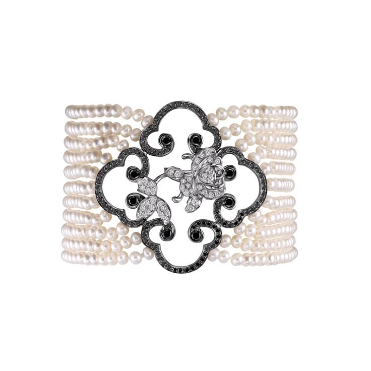 Annoushka-Yewn Ru Yi Lattice Bracelet