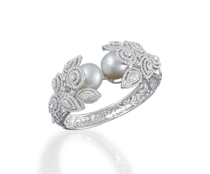 Best Diamond Bracelets : Elegance can never go out of style! #ring #Gehna #Jewel...
