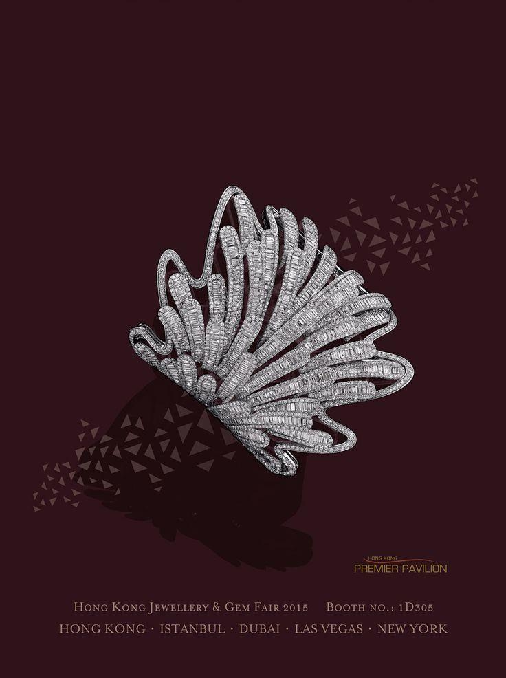 Best Diamond Bracelets : Perfect Group International Holdings (Hk) Ltd. #HKJE #Magazine #FallWinter2015