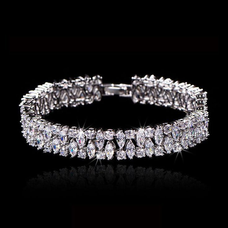 Best Diamond Bracelets : St. Tropez Bracelet