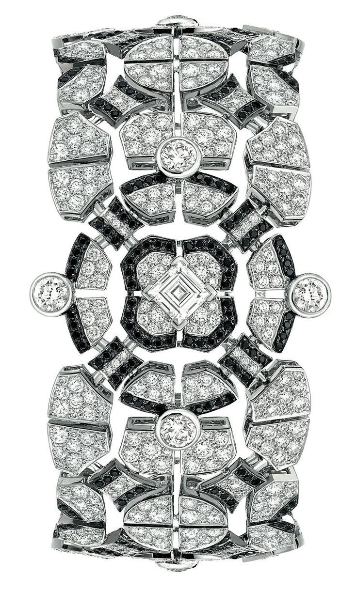 - Chanel - Fine Jewelry collection in 18K white gold set 754 Brilliant Cut - Dia...