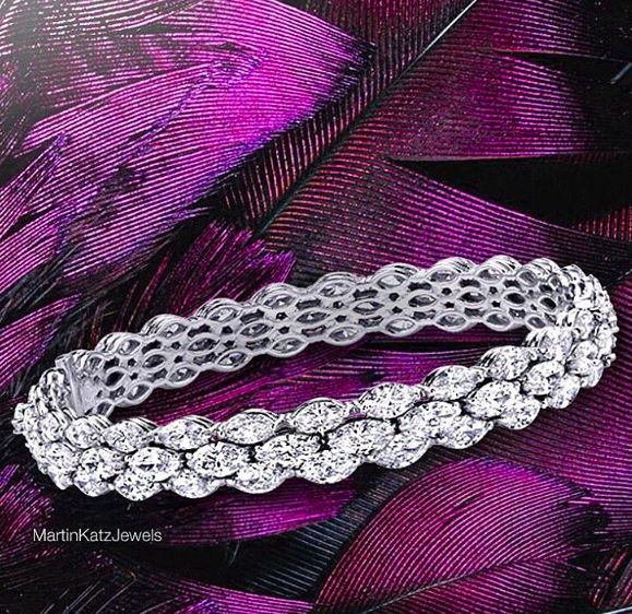 #jewelry #finejewelry #diamonds #bracelet #luxury