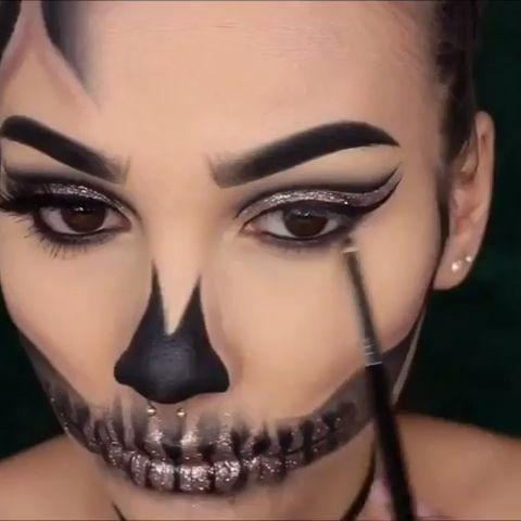 Halloween tutorial 👻