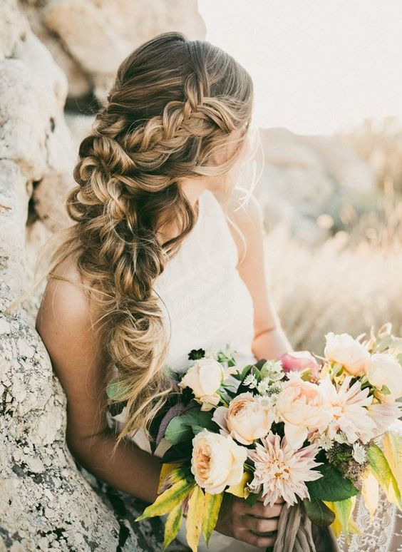 Featured Photographer: India Earl Photography, Featured Hairstyle: Hair and Make...