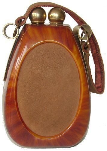 1940s Original Catalin Bakelite Handbag                                         ...
