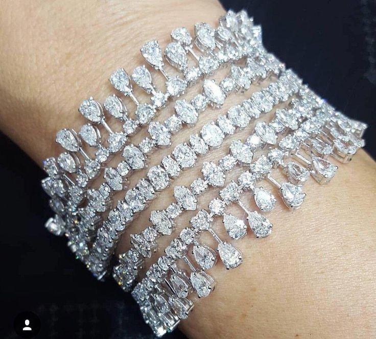diamond gold bracelet 8749 #diamondgoldbracelet