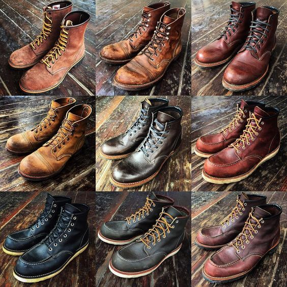 Boots Collection for Him