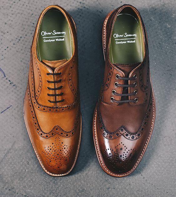 Qual é a Diferença Entre Sapato Oxford e Sapato Derby