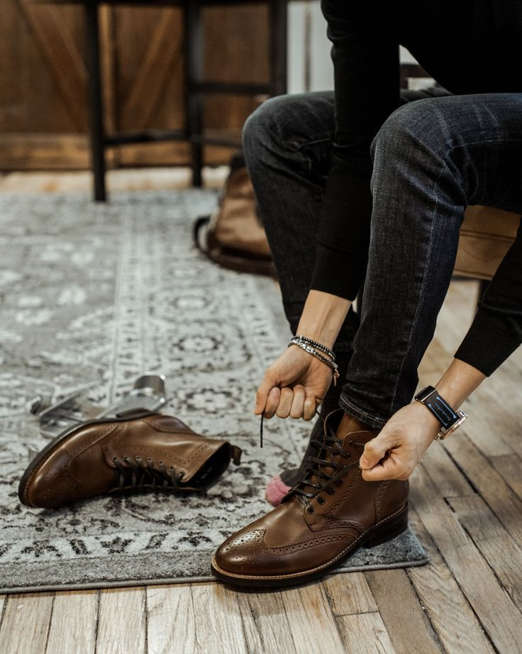 Thursday Boots. Comfort, versatility, durability & honest pricing. #casualmensfa...