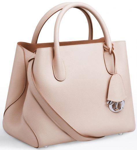 Dior Open Bar Tote Bag