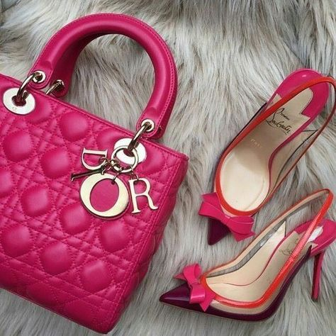 Imagem de dior, bag, and christian louboutin